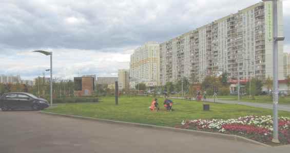 Новотушинский проезд Москва