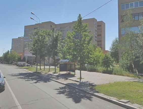 Улица Летная д № 34