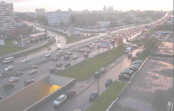 Московская ул Мневники