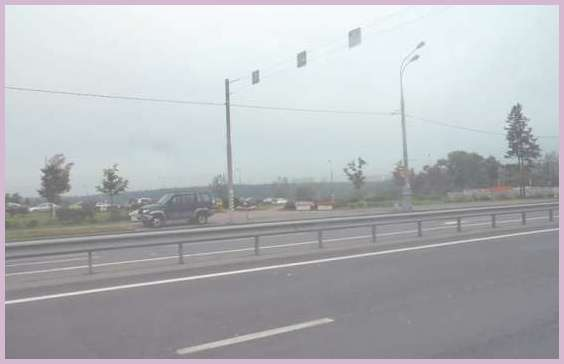 Куркинское шоссе города Москва