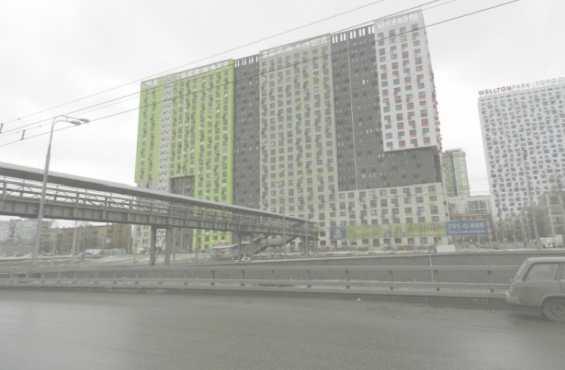 Ул Народного ополчения Москва