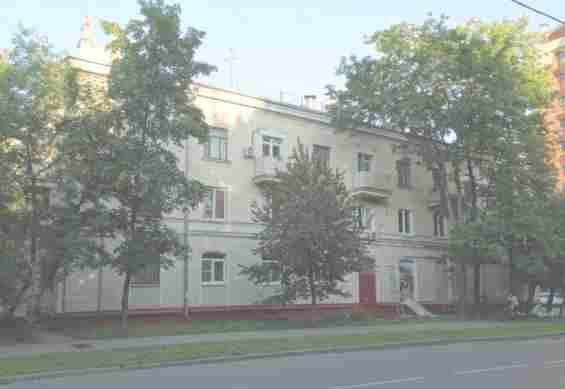 Ул Расплетина д. № 20 построен в 1948 году