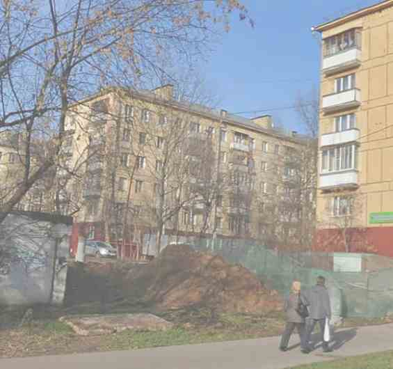 Улица Демьяна Бедного