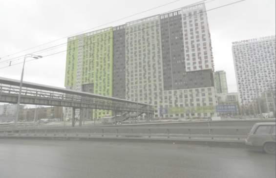 Москва ул Народного Ополчения