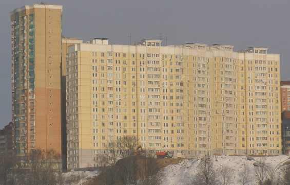 Братцевская улица города Москва