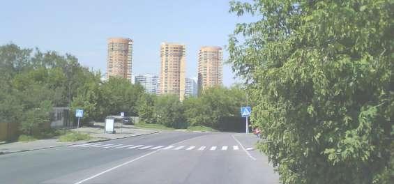 Одинцовская улица. Высотные дома
