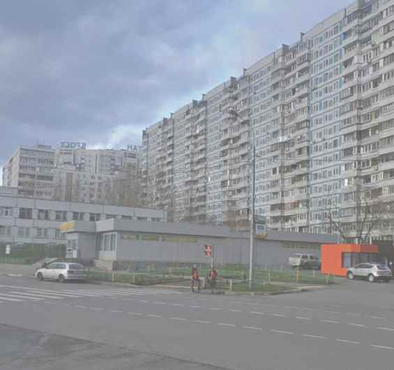 Москва улица Твардовского д. №9