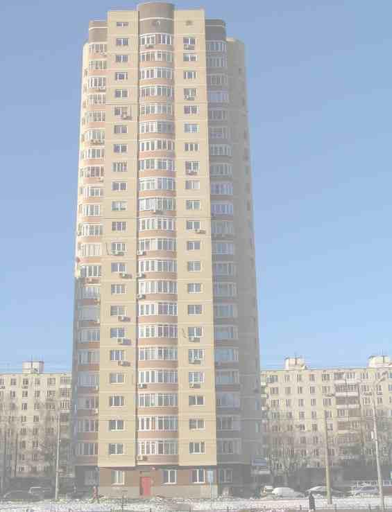 Улица Героев Панфиловцев д. №5 Многоэтажная новостройка