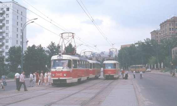 Новощукинская ул. Москва