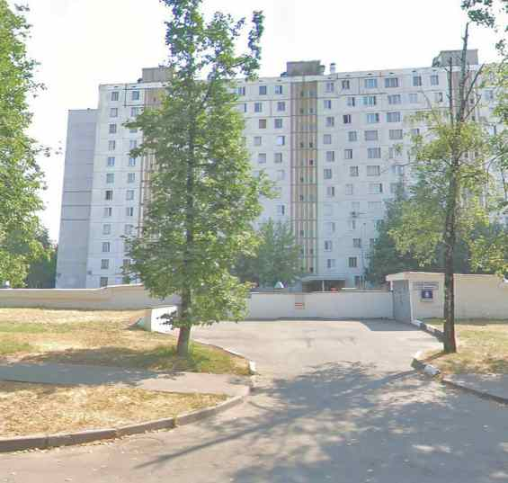 Штурвальная улица вл. 8