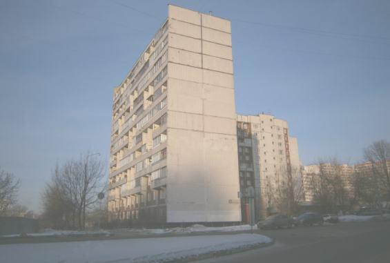 Москва ул. проезд Донелайтиса д. № 12