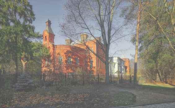 Усадьба Покровское-Стрешнево