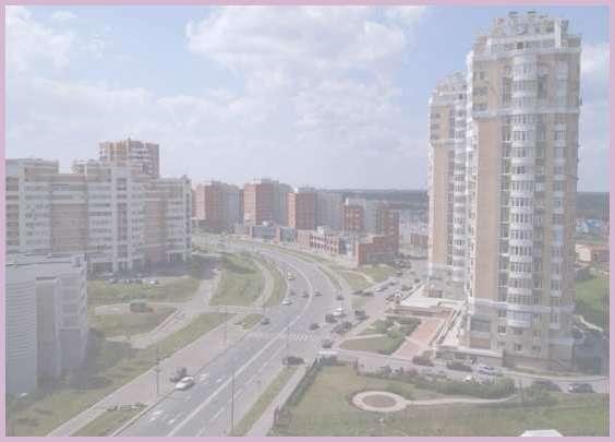 Элитный район Куркино