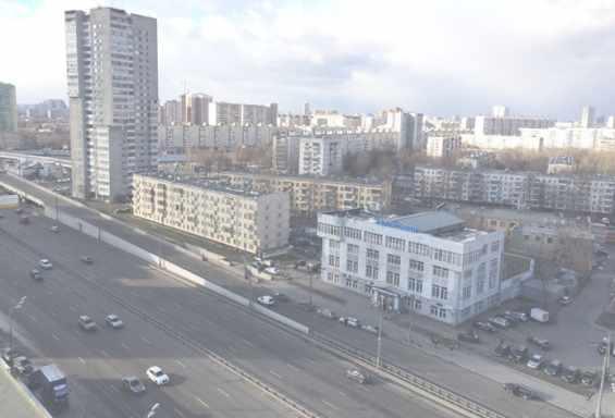 Улица Мневники