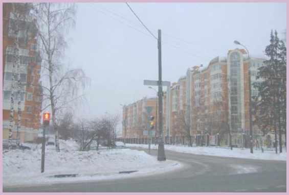 Москва Ландышевая ул