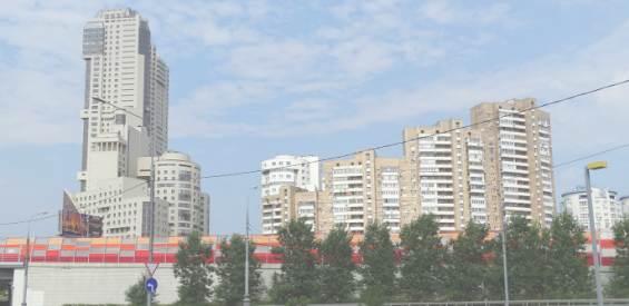 Карамышевский проезд