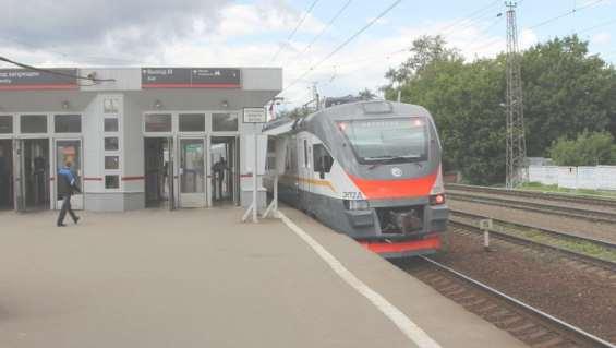 Станция Тушино электричка