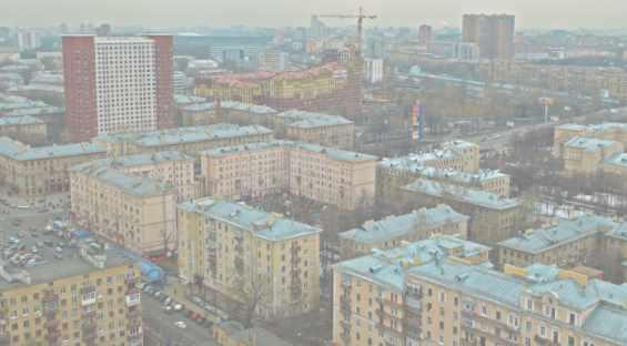 Москва улица Тепличный переулок новостройки